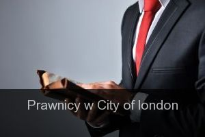 Prawnicy w City of london